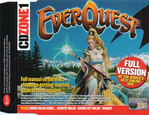 I Played EverQuest